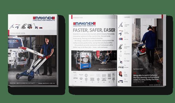 Makinex Brochure-